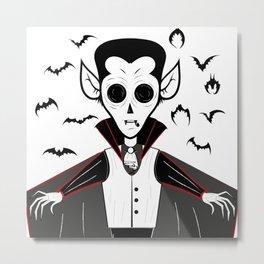 vampiro Metal Print