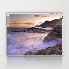 Purple sunset. Cabo de Gata Laptop & iPad Skin