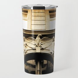 Art Nouveau in Prague Travel Mug