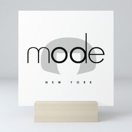 Edna Mode NEW YORK Mini Art Print