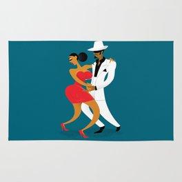 Last Tango in Cuba Rug