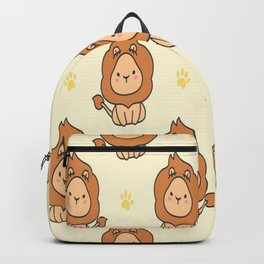 Lions Backpack