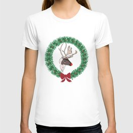 Rudolph Brings You Those Christmas Presents T-shirt