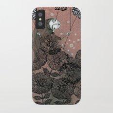 Night Garden (1) iPhone X Slim Case