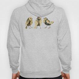24-Karat Goldfinches Hoody