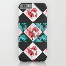 orchid patterns iPhone 6s Slim Case