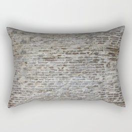 brick wall pattern and texture Rectangular Pillow