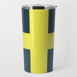 Flag of Saint David Of Wales Travel Mug