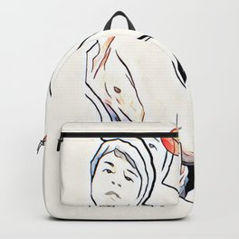"""My Nature """"Self Portrait"""" Backpack"""