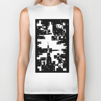 urban Biker Tanks featuring Urban by Andready