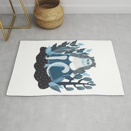 We are cats inside Rug