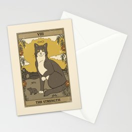 The Strength Stationery Cards