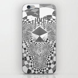 Trifold iPhone Skin