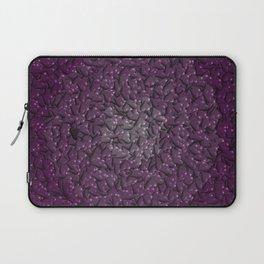 purple hearts Laptop Sleeve