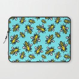 Honey Bee Swarm Laptop Sleeve