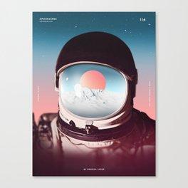 114 - Amaneceres Canvas Print