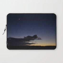 Crescent moon Laptop Sleeve