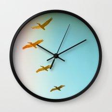 Updraft Wall Clock
