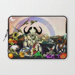 Bull Worship Laptop Sleeve