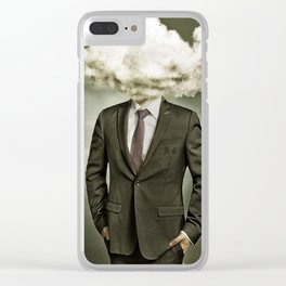 Mr. Rain Cloud | Atom Bomb Poster | It Was All Business Clear iPhone Case