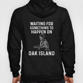 Oak Island Treasure Hunter Knights Templar Skull Hoody
