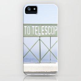 Telescope iPhone Case