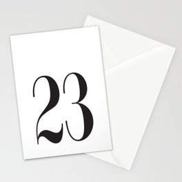 23 Stationery Cards