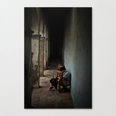 Lessons of Life Canvas Print