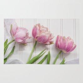 Tulips Three Rug