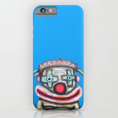 Clown with small advertisement iPhone 6s Slim Case