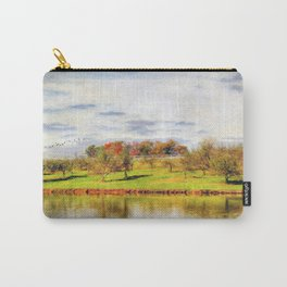 Across the Pond Carry-All Pouch