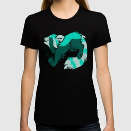 Aqua Panda T-shirt
