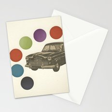 Driving Around in Circles Stationery Cards