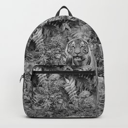 Tiger Mimicry Backpack