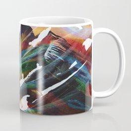 Abstract Mountains II Coffee Mug