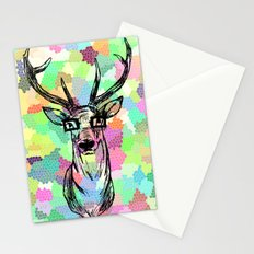 Deer are people too Stationery Cards