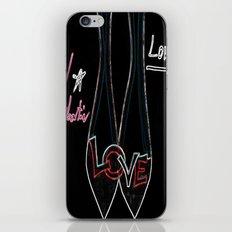 Love Louboutin iPhone & iPod Skin