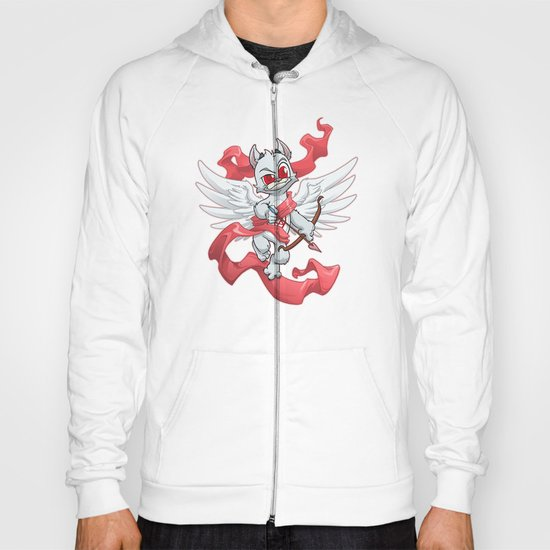 Cupid Evil Hoody