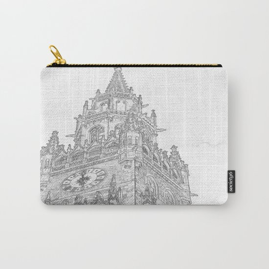 Tower of Big Ben Carry-All Pouch