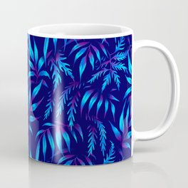 Brooklyn Forest - Blue Coffee Mug