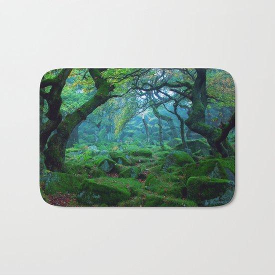 Forest #woods Bath Mat