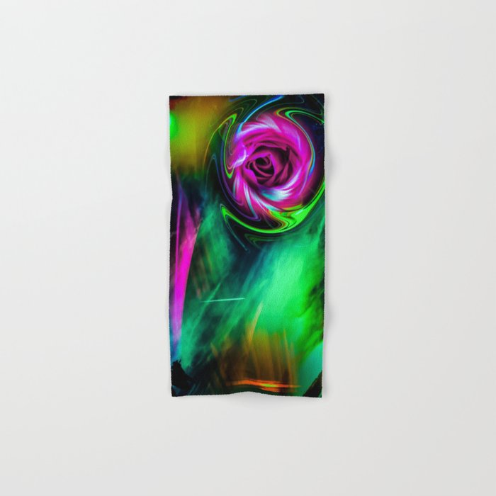 Wellness sunrise Hand & Bath Towel