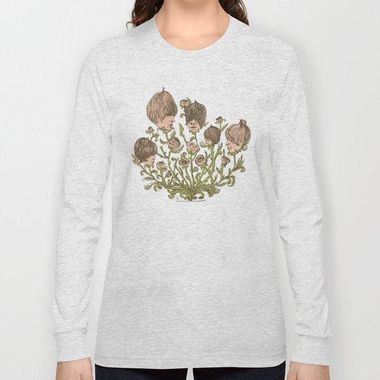 Flowerheads Long Sleeve T-shirt