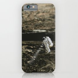 ~ finding peace on Jupiter iPhone Case