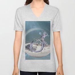 Sea Nymph Unisex V-Neck