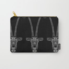 Scimitar Horned Oryx Carry-All Pouch