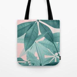Pachira Aquatica #5 #foliage #decor #art #society6 Tote Bag