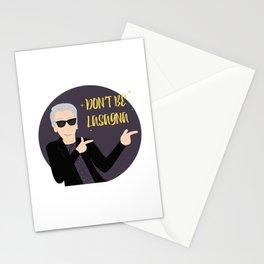 Twelve, Don't be lasagna Stationery Cards