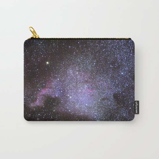North American Nebulae. The Milky way. North America Nebula Carry-All Pouch