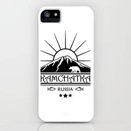 Kamchatka iPhone Case